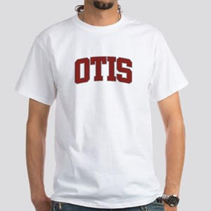 OTIS Design White T-Shirt